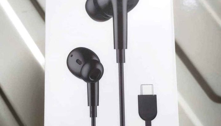 UiiSii CX type C earphone