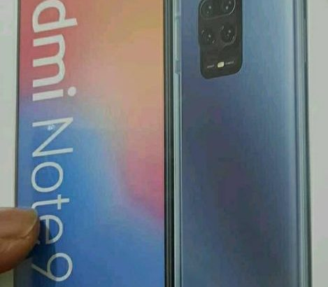 Redmi Note 9s 6/128 official intact phone