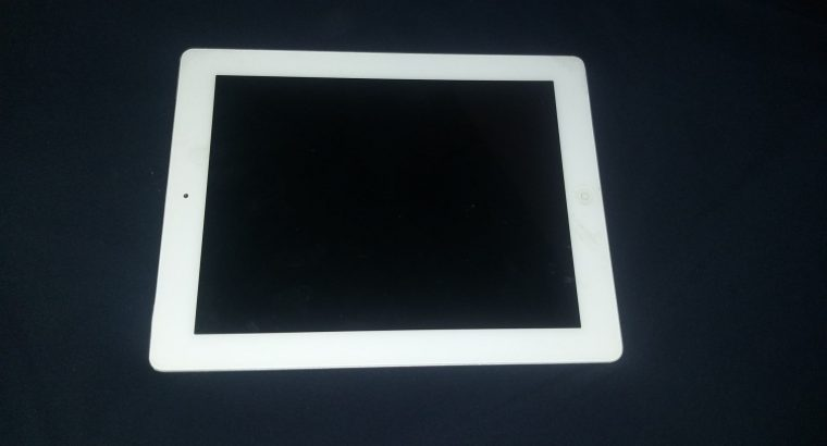 Apple Ipad A1430 White