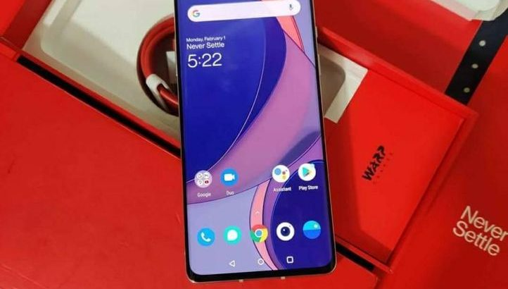 Oneplus 8 (8/128) CN Global Only Exchange