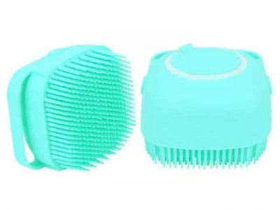 Silicone Massage Bath Brush