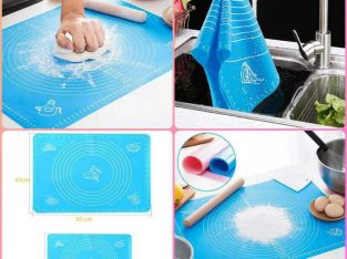Silicone Flour Mat [large (650/-), small (450/-)]