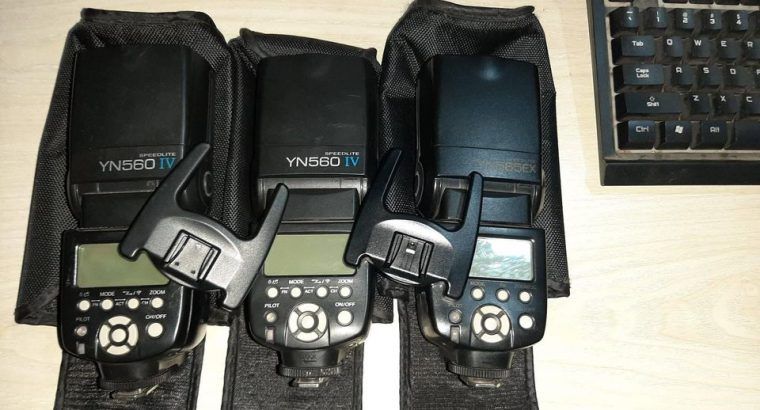 3 set flash for sell