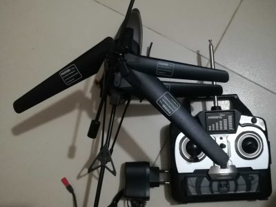 HIGH PERFORMANCE 3.5 CHANNEL RC HELICOPTER