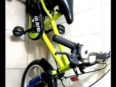 Baby Bicycle_At Good Condition.