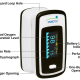 Innovo Deluxe Pulse Oximeter with Plethysmograph
