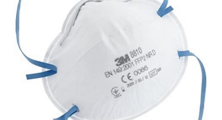 3M,Face Mask,Particulate Respirator,N95