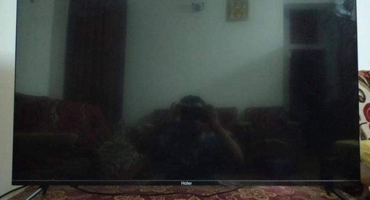 Haier 43 inch android TV