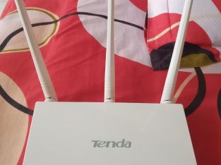 Tenda F3 300Mbps Wireless Router with 3 External